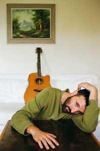 Guitarist Gary Thomas Moodship EP launch. Picture: Gabriella Achadinha