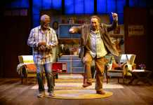Kunene and the King Fugard