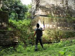 The Lost Treasures of the Maya series on National Geographic channel