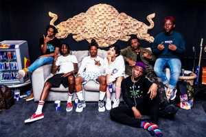 Nasty C Tall Racks Records Red Bull Lift As You Rise