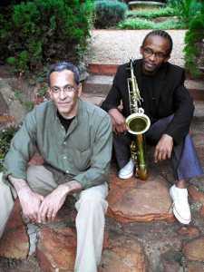 Paul Hanmer and McCoy Mrubata appear at the SAJE Jazz Festival 2019