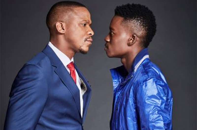 Mthunzi Sparks Fly In Scandal Weekendspecial