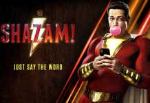 Shazam Just Say the word movie