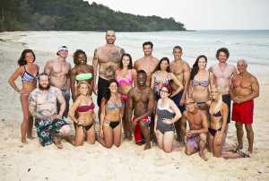 Meet the 18 castaways competing on SURVIVOR: KAOH RONG themed Brains vs. Brawn vs. Beauty. Picture: Monty Brinton/CBS