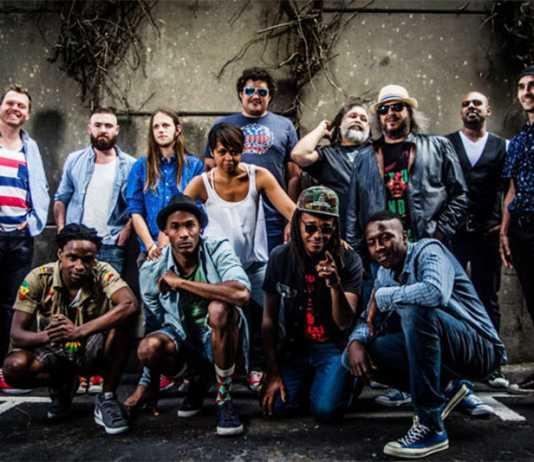 The Rudimentals ska band