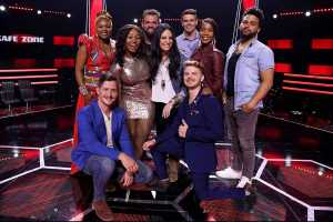 The Voice SA #TeamRiana Final 8 for The Battles