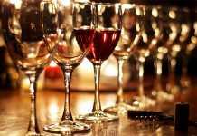 Wine Menu Chardonnay & Pinot Noir Festival