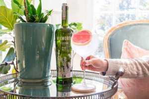 Wixworth Gin botanicals