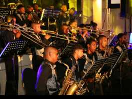 The Delft Big Band are at The Cape Town Big Band Jazz Festival 2019