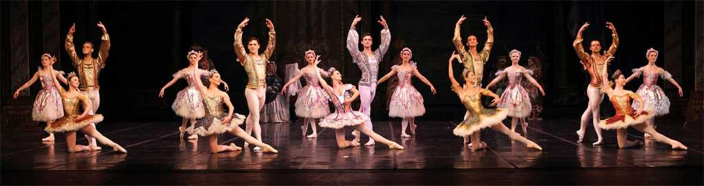 CTCB in Sleeping Beauty, which will be presented as part of their Autumn/Winter 2019 Season. Picture: Pat Bromilow-Downing