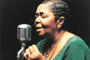 Cesaria Evora Apple Music playlist