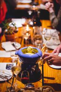 Jazz and Fondue at Delheim