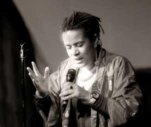 Afro-soul vocalist Florence Chitacumbi