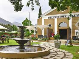 Franschhoek Cellar hosts the event