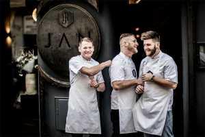 Jan Hendrik Chefs team