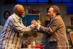 Kunene and the King review
