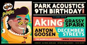 PARK ACOUSTICS PRINGLES PRESENTS tickets
