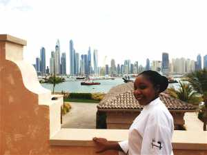 Rutendo Ruth Marovatsanga: Young star chef