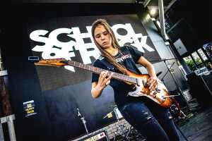 School Of Rock Center Stage artist search