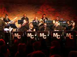 Swing All Stars Big Band Mike Campbell Pigalle Restaurant Reservations