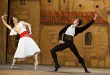The White Crow movie Rudolf Nureyev biopic ballet