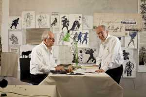 William Kentridge Triumphs & Laments 2013
