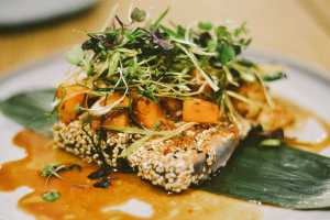 YU restaurant hooks around a contemporary Asian tapas and bar concept