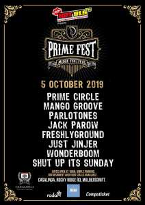 Book Prime Fest tickets