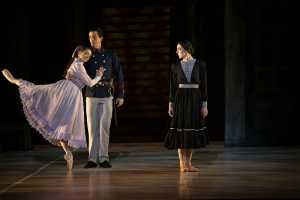 AMARANTH REVIEW. Cape Town City Ballet