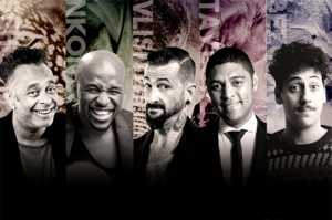 Comedians line up for The Big 5 Comedy Show