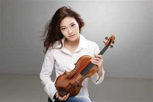 Violinist Ye-Eun Choi makes her Cape Town debut