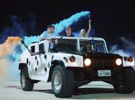 Ed Sheeran Beautiful People official video