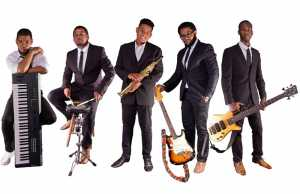 Cape Town jazz band GMinor has played at a previous MosJazz Festival