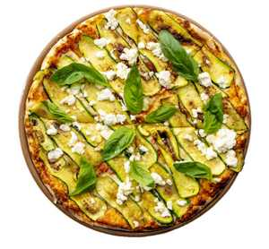 Green Goddess Cannabis Pizza