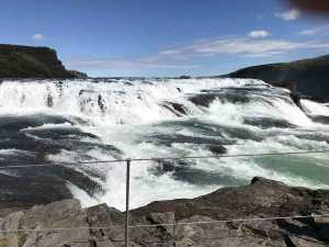 Gullfoss Iceland. Pictures: Shirley de Kock Gueller