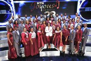 Hear MTN Joyous Celebration in concert at Grand West in Cape Town