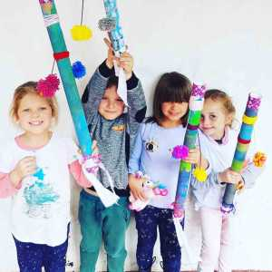 The Spier Canvas Club stimulates creativity for kids