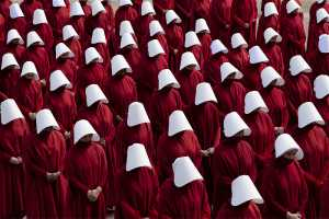 Big Little Lies and The Handmaid's Tale