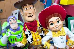 There's lots of scope for new characters in Toy Story 4