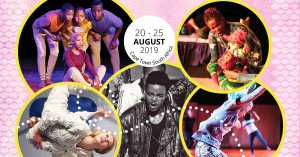 See numerous works at Cradle of Creativity 2019