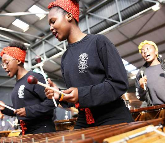 The Education Africa International Marimba and Steelpan Festival 2019 happens in Boksburg