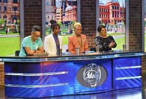 The Idols SA Season 15 judges holding the fort in Pretoria
