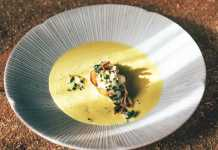 Kedegree Soup at Ye Olde Test Kitchen