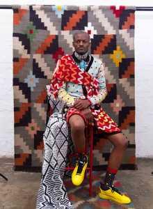Feature Designer of the Year Laduma Ngxokolo