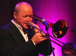 Nils Landgren and the Funk Big Band in Makhanda: Review