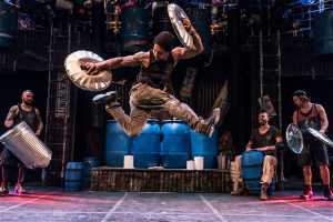 Get Stomp tickets in South Africa!