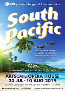 South Pacific G&S at Artscape Opera House
