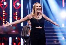 Tasché Burge Winner The Voice SA 2019