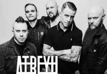 Atreyu interview Dan Jacobs guitarist and backing vocalist