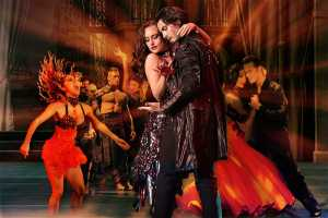 Burn the Floor Review